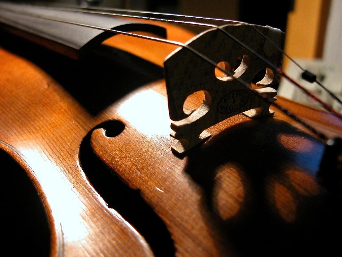 El violinista de una relación no declarada